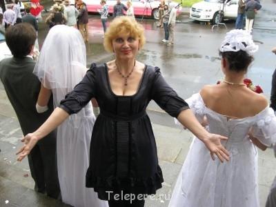 Есть опыт съёмок. - Саша  Люда июнь2011 129.jpg