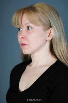 Юля Абрамова 40лет, актриса 2-го плана - фс192хлицо.JPG